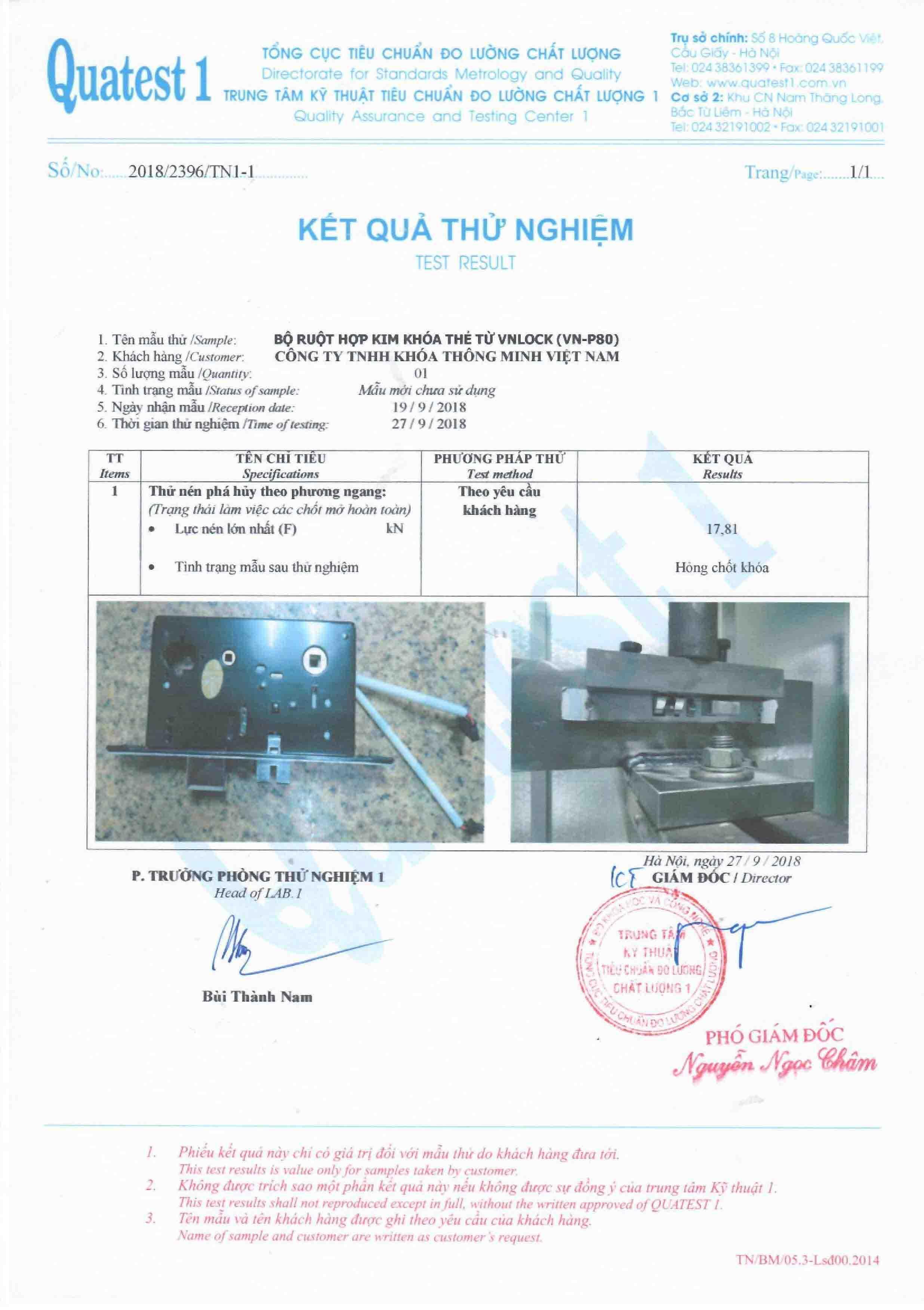 Kết-quả-thử-nghiệm-Quatest1-VNLOCK-hotel-lock (1)