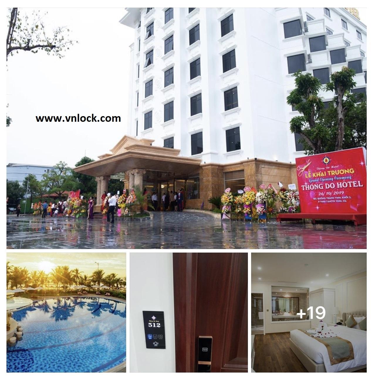 THÔNG ĐỎ HOTEL VINH