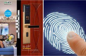 Khóa vân tay và công nghệ sinh trắc học dấu vân tay